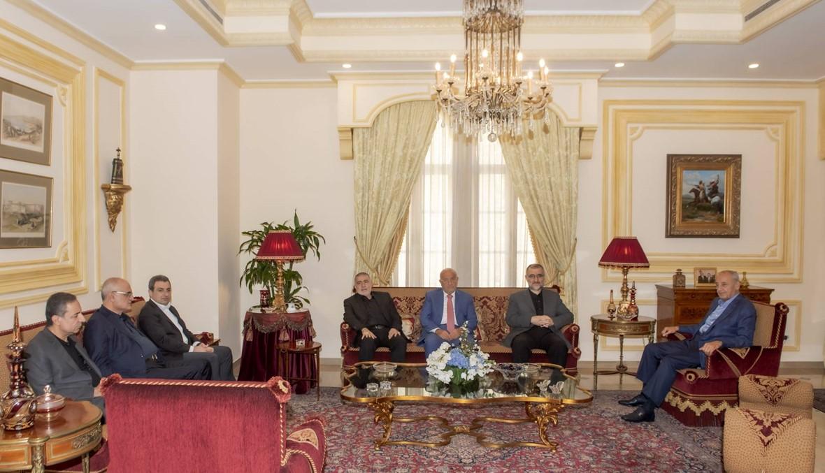 """""""حزب الله"""": لم نكن نريد استهداف """"الاشتراكي"""" اتفاق في عين التينة على المهادنة وعدم التعرض لحلفاء"""