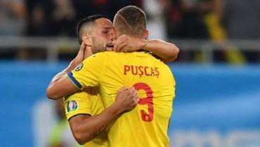 رومانيا تستعيد توازنها في تصفيات كأس أوروبا