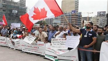 بين الهجرة واللجوء الإنساني... لبنانيون وفلسطينيون على أبواب السفارات لتحقيق الحلم