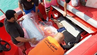 بعد أن فقد البارحة أثناء ممارسته هواية الغطس... انتشال جثة مواطن على شاطىء المنصف