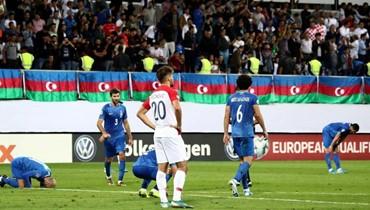 تعادل تاريخي لأذربيجان مع كرواتيا