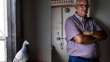 الصينيون يُقبلون على شراء الحمام البلجيكي \r\nجويل فيرشوت باع أحد طيوره بأكثر من مليون أورو