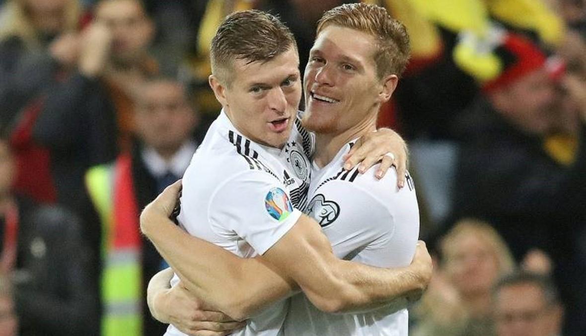 ألمانيا تستعيد توازنها وهولندا تؤكد صحوتها