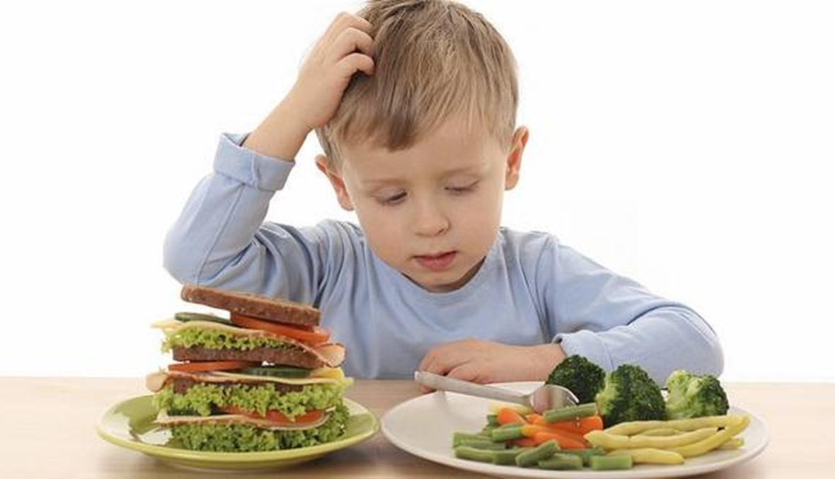 علّموا أولادكم أصول تناول الطعام