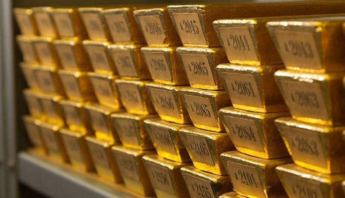 الذهب يتراجع للجلسة الرابعة