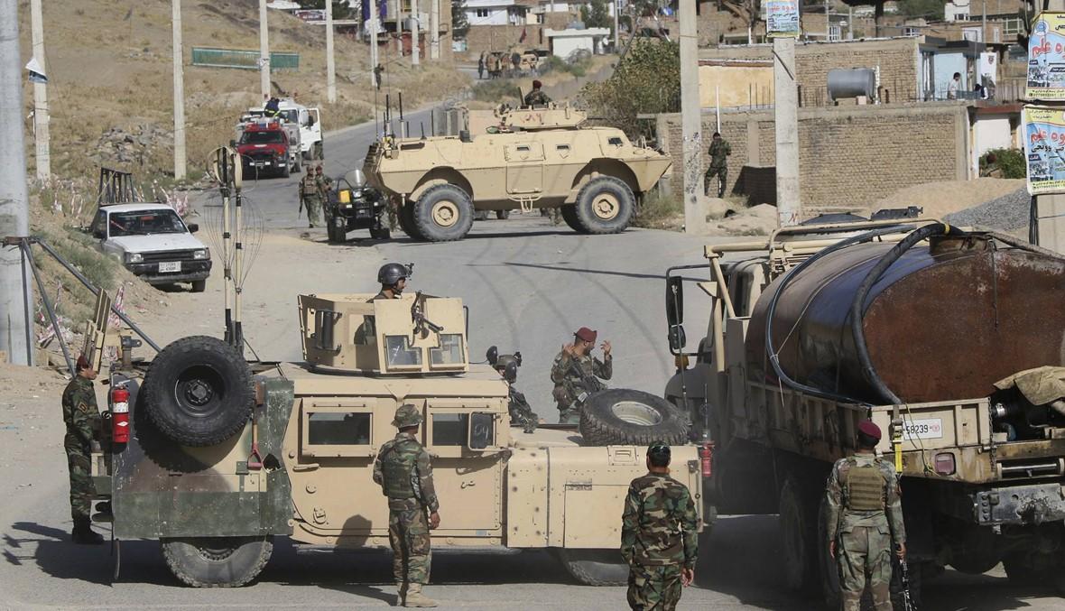 """أفغانستان: هجوم انتحاري لـ""""طالبان"""" استهدف قاعدة عسكريّة... مقتل 4 جنود"""