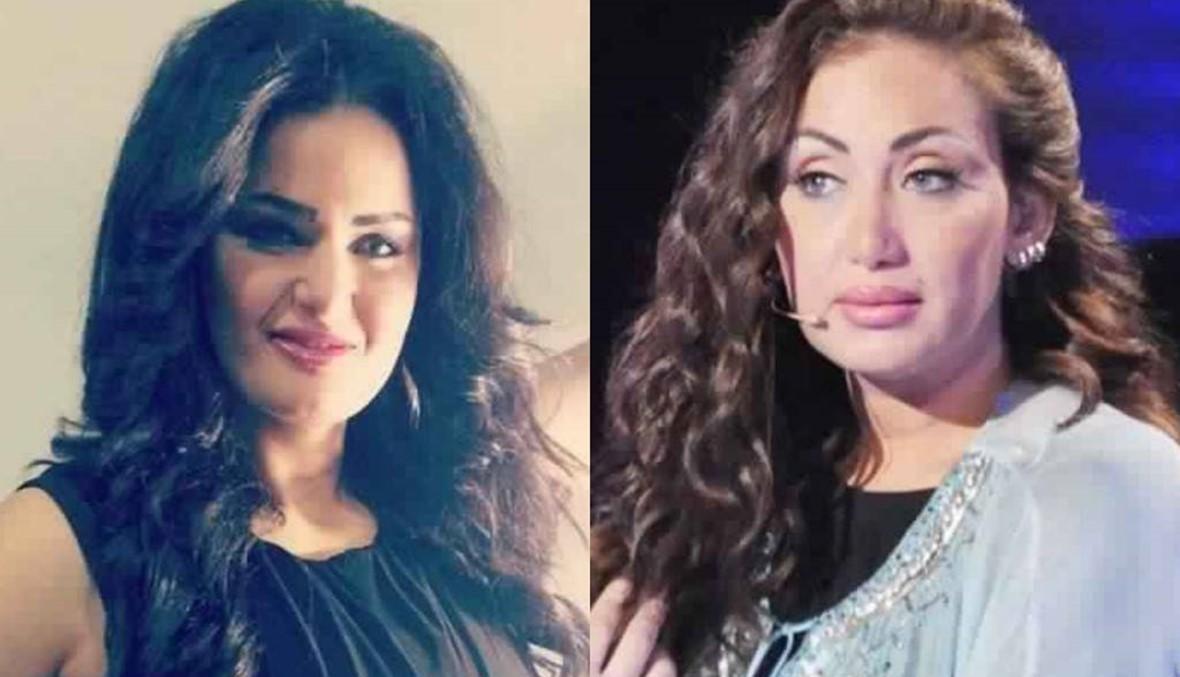 ريهام سعيد تتقدم ببلاغ للنائب العام ضد سما المصري (صور)