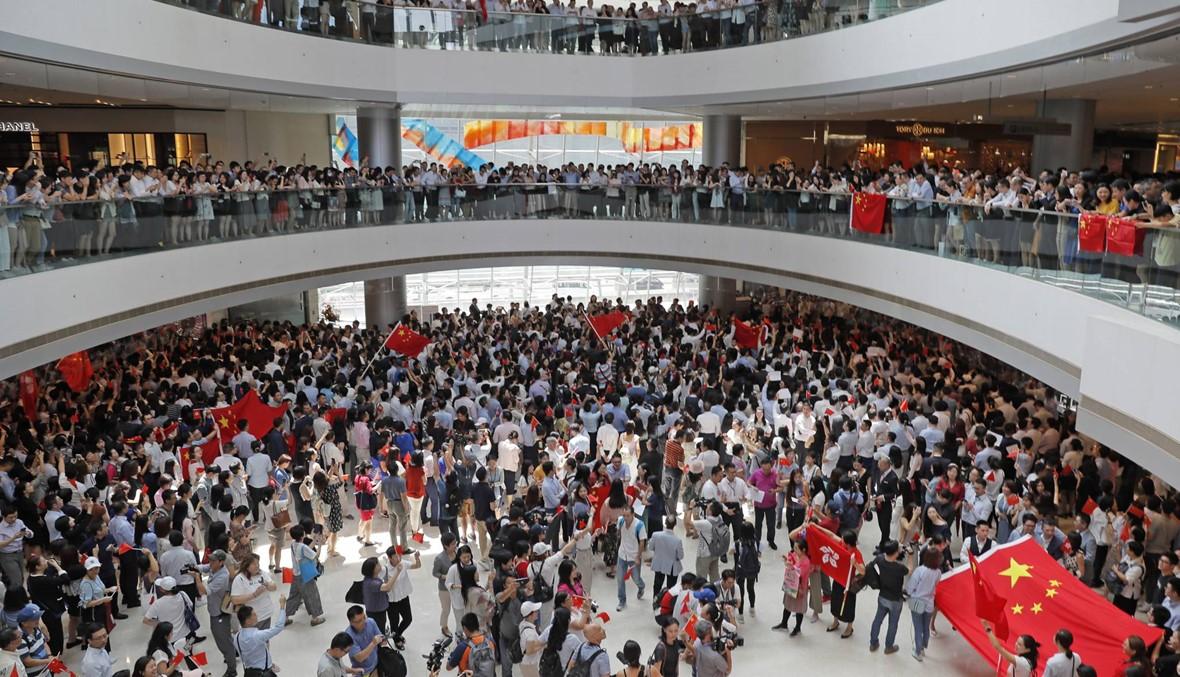 أضرار الأزمة السياسية في هونغ كونغ... إلغاء فعاليات رياضية وثقافية