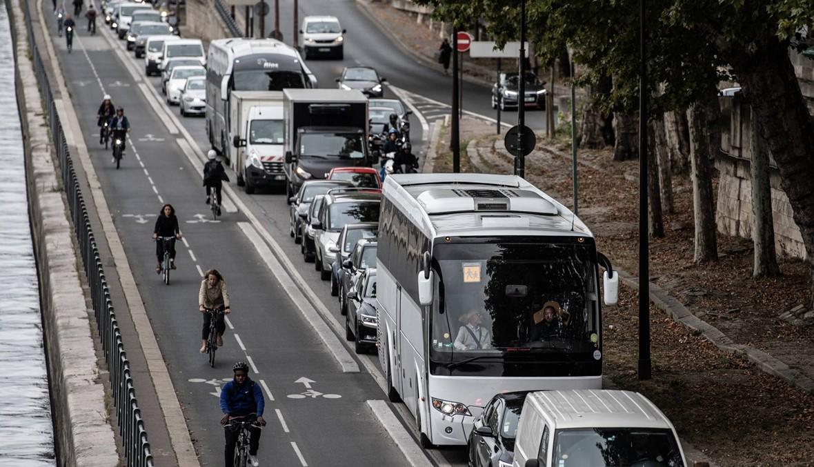 باريس: اضراب واسع لقطاع النّقل احتجاجاً على تعديل أنظمة التّقاعد