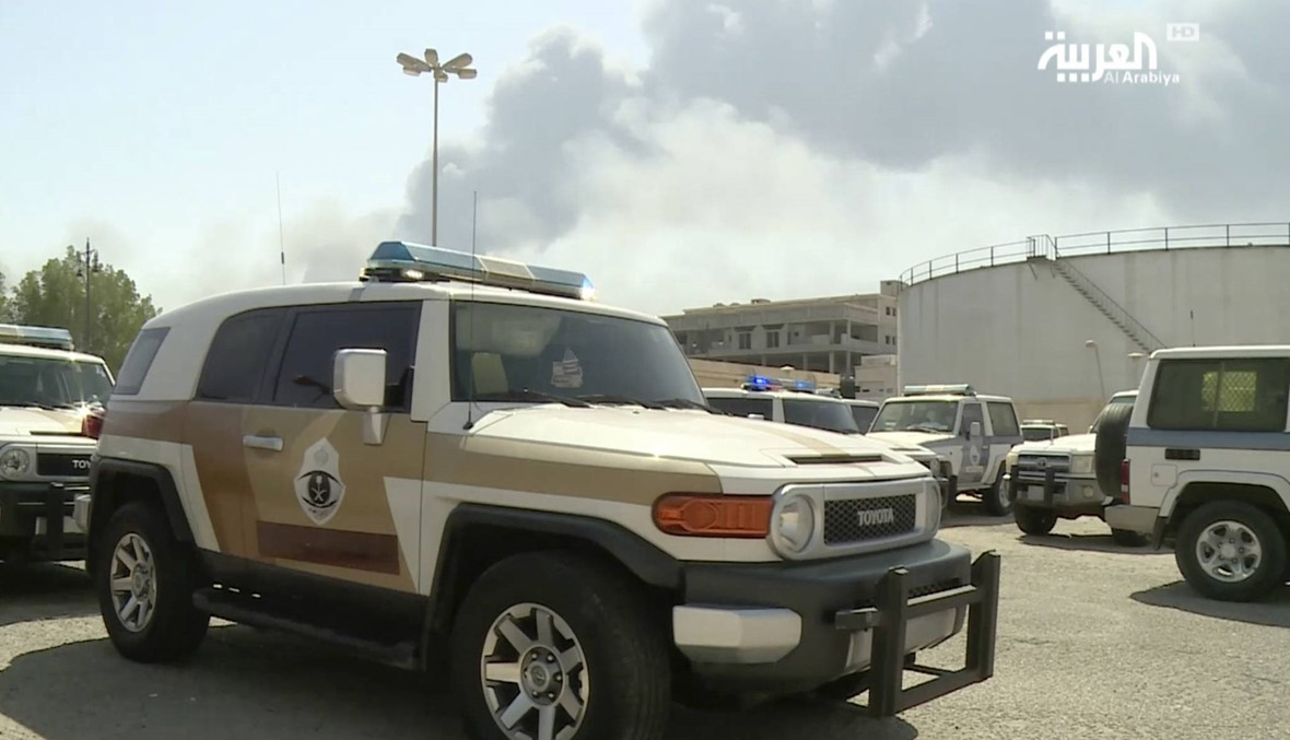 """هجمات أرامكو: الأضرار الّتي لحقت بالبنية التحتيّة """"كبيرة"""""""