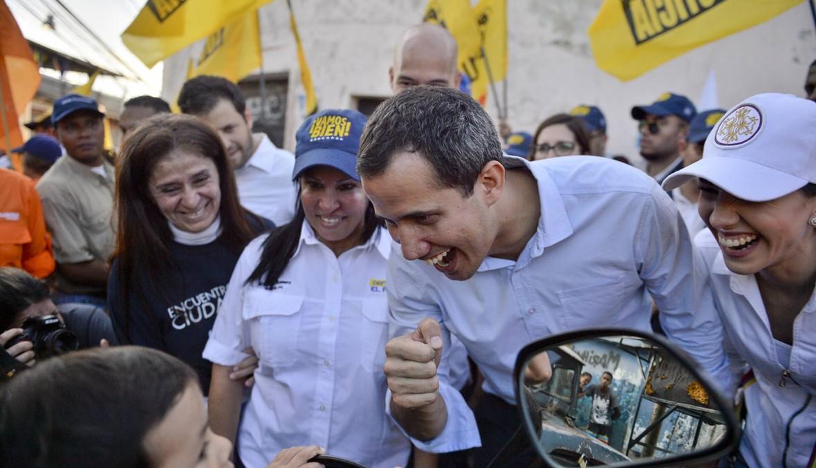 """فنزويلا: غوايدو يؤكّد أنّ الحوار مع مادورو """"انتهى"""""""