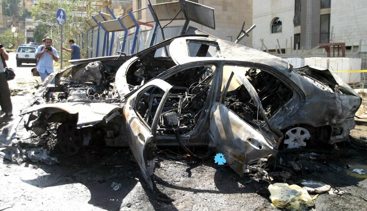 قرار المحكمة الاتهامي... كيف نسّق عياش عمليات التفجير التي طاولت حاوي والمّر وحماده؟