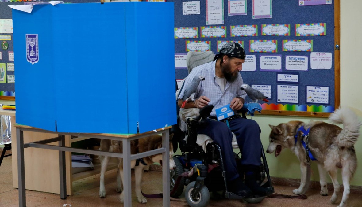 منافسة شديدة في الانتخابات الإسرائيلية... تصويت على مستقبل نتنياهو السياسي