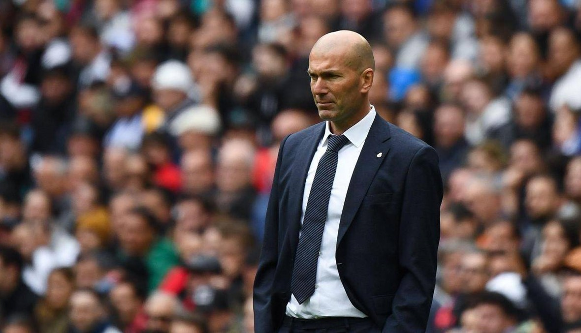 زيدان أمام الرياح المعاكسة بعد أسوأ هزيمة مع ريال مدريد