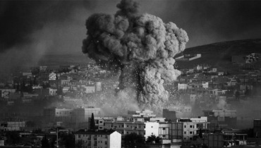 """أرشيف """"النهار"""" - هل تبقى الحدود الجغرافية القديمة في الشرق الاوسط الجديد؟"""