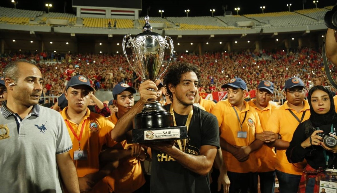 الأهلي بطلاً للسوبر المصري على حساب الزمالك (صور)