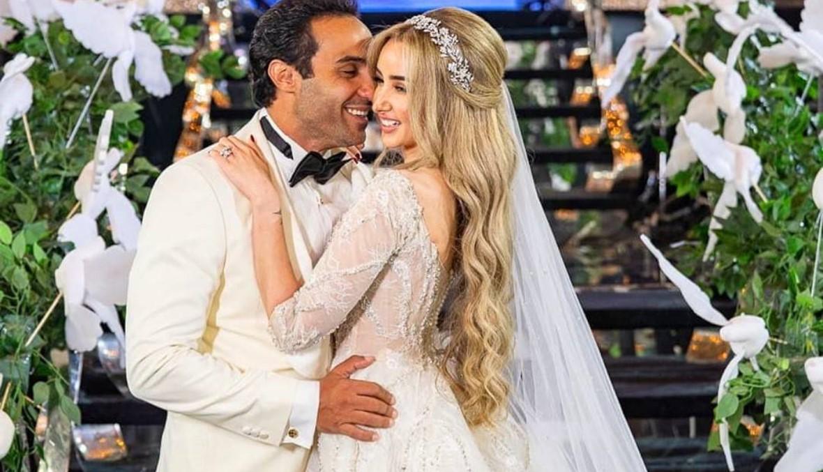 أحمد فهمي يكشف عن مرض هنا الزاهد بعد أيام من زواجهما (صورة)