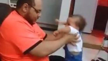 """معذّب الطفلة في قبضة الأمن السعودي: """"نعم لمحاكمة يوسف القططي"""""""