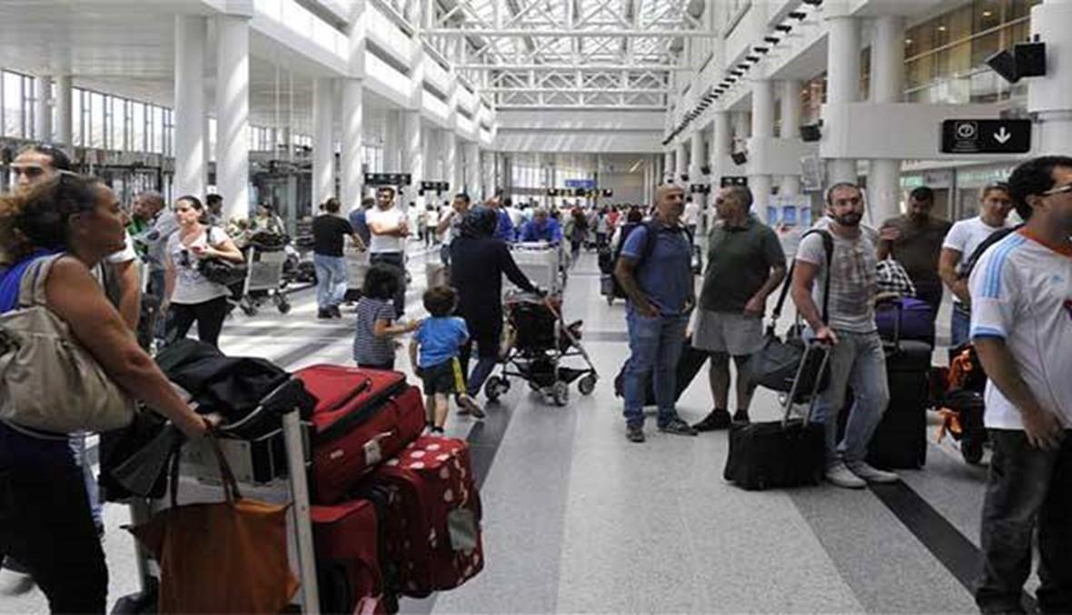 تفاصيل توقيف شبكة تهريب عملة مزوّرة في مطار بيروت