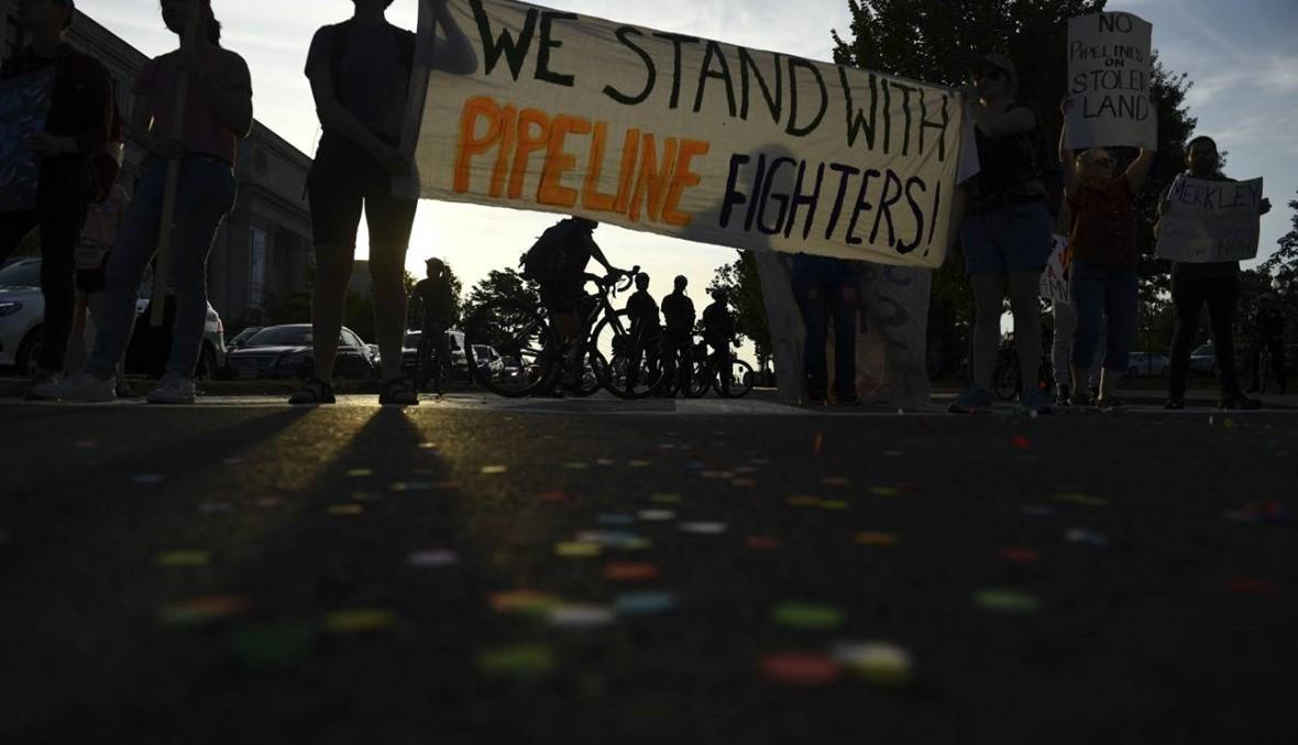 الترويج لعصيانٍ مدني... نشطاء المناخ سيقطعون محاور مرورية في واشنطن