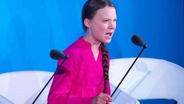 الناشطة السويدية الشابة تونبرغ لزعماء قمة المناخ: لقد سرقتم أحلامي (فيديو)