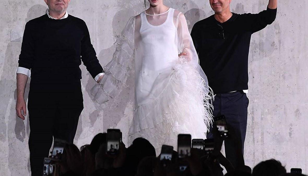 مفاجأة أسبوع الموضة الباريسي: ظهور لاكروا على منصّة درايز فان نوتن