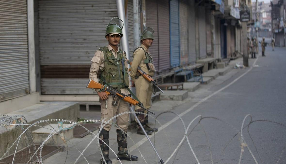 """الولايات المتحدة تدعو الهند إلى تخفيف القيود المفروضة على كشمير """"بسرعة"""""""