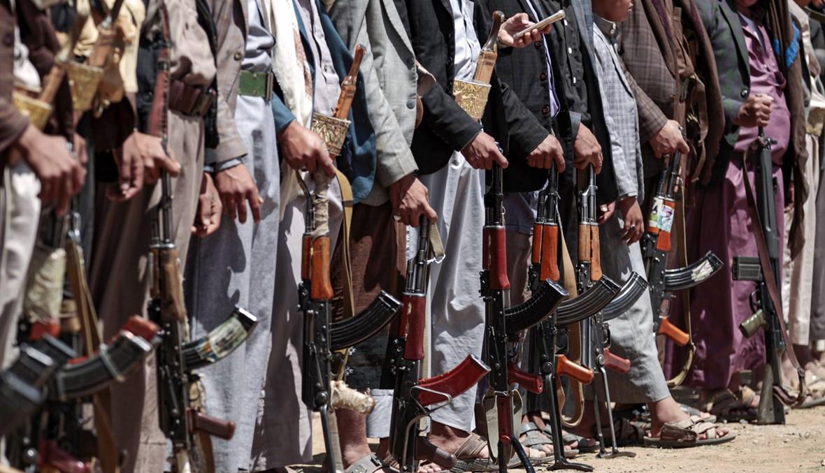 """الحوثيّون يعلنون """"قتل 200 جندي موال للحكومة وأسر ألفين آخرين"""" في عمليّة عسكريّة"""