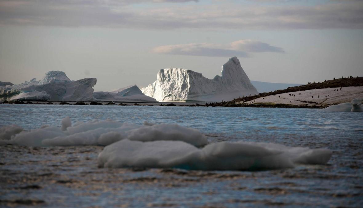 """315 مليار طنّ من الجليد... الجبل """"دي 28"""" ينفصل عن أنتركتيكا!"""