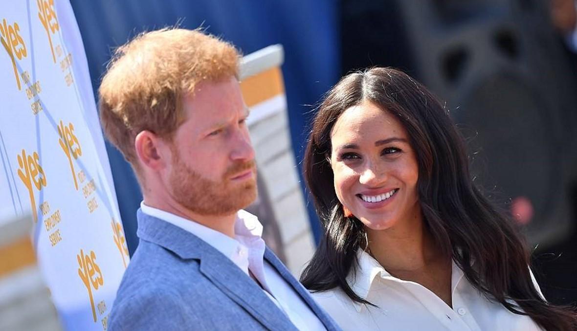 """الأمير هاري وميغان يلتقيان في اليوم الأخير من زيارتهما إلى أفريقيا... """"اشتقت له كثيراً"""""""