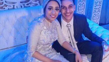 """مصري يترك حبيبته في حفلة الخطوبة ويأخذ معه """"كعكة الفرح""""!"""