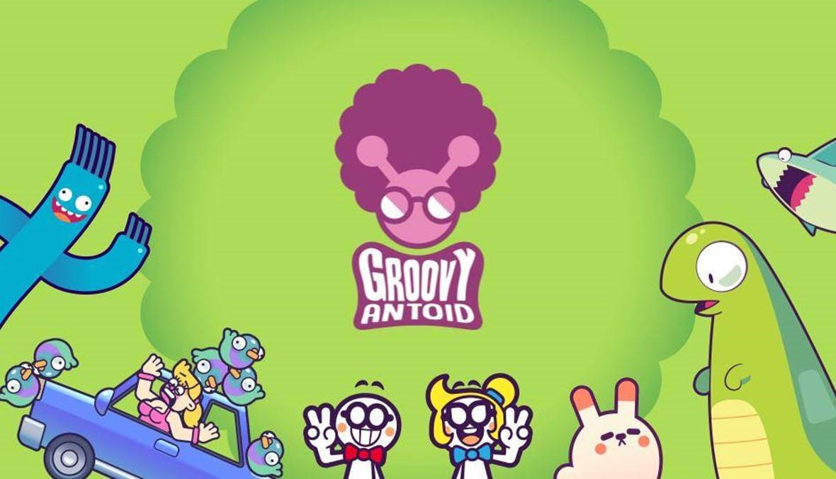 Groovy Antoid: استديو للألعاب من تطبيقات التواصل الاجتماعي