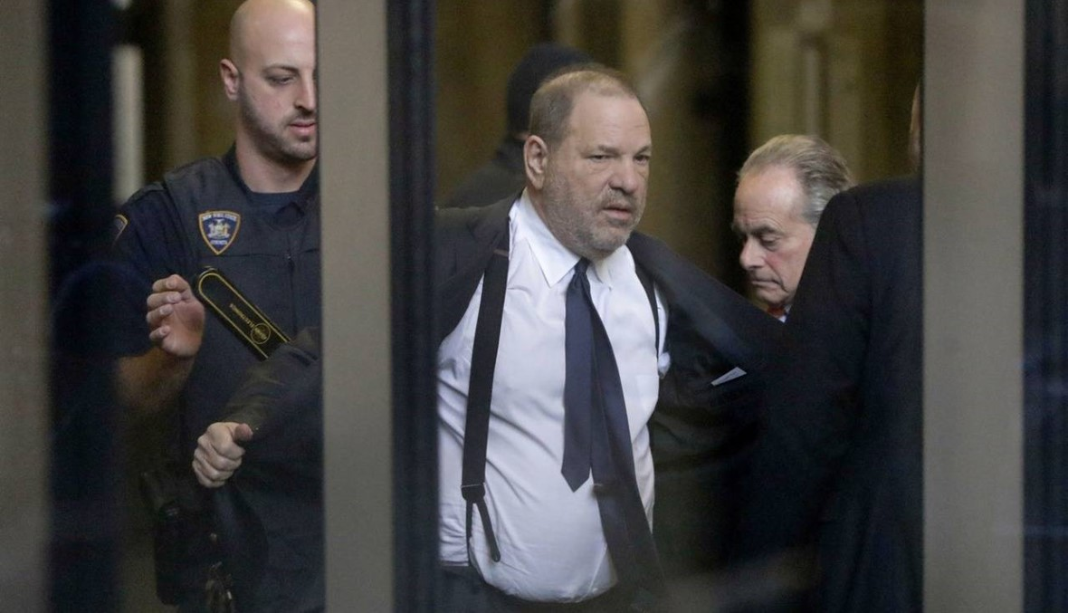 رفض طلب واينستين محاكمته خارج نيويورك