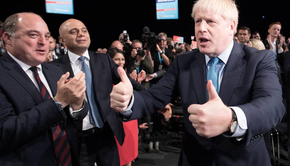 بريطانيا: وثيقة تظهر أنّ جونسون سيطلب إرجاء بريكست إذا لم يتم التّوصل إلى اتفاق