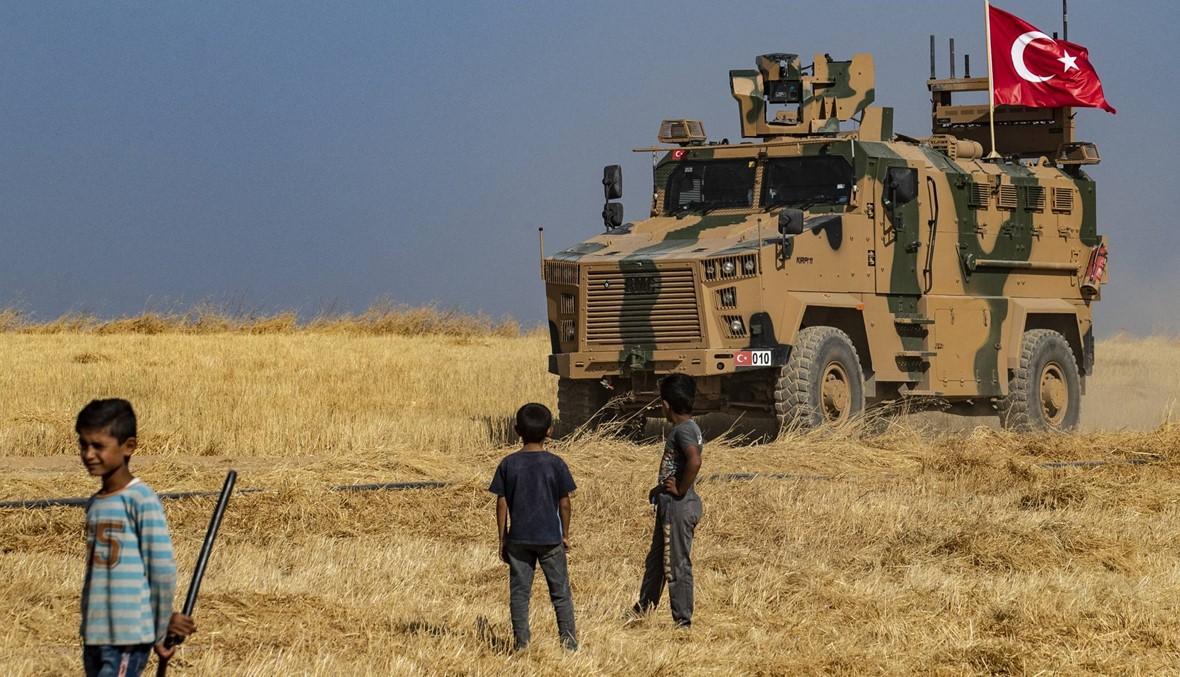 """سوريا: معارضون يتعهّدون """"دعم"""" أي عمليّة تركيّة شرق الفرات"""