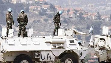 """إصابة جنديين من """"اليونيفيل""""... انحرفت آليتهما بين الغجر والعباسية"""