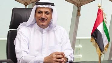 وزير الاقتصاد الاماراتي: لبنان دائماً في القلب