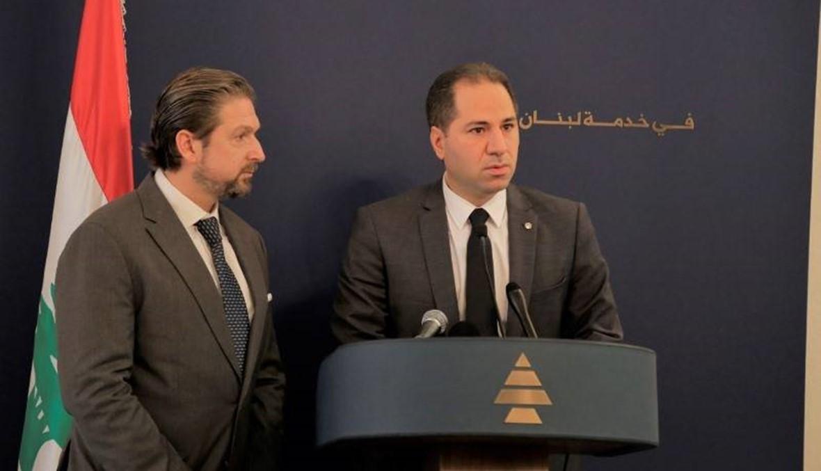 الجميّل يلتقي كرامي: للتواصل مع من يعترض على واقع الحال لانقاذ لبنان