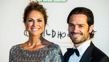 القصر الملكي السويدي يتخلّى عن أولاد الأمير كارل فيليب والأميرة مادلين