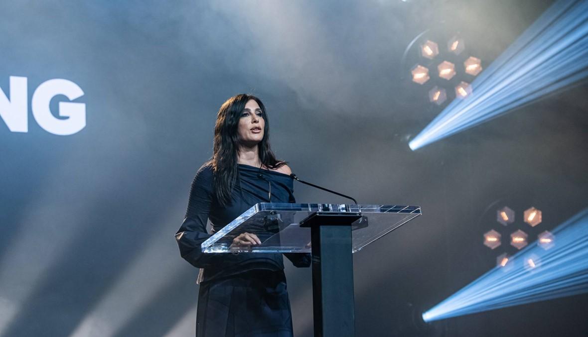 "نادين لبكي خلال احتفال تسليم ""جائزة نانسن"": متى نستيقظ؟"