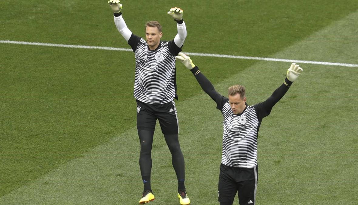 ألمانيا تستضيف الأرجنتين وسط جدل نوير - تير شتيغن وغياب ميسي