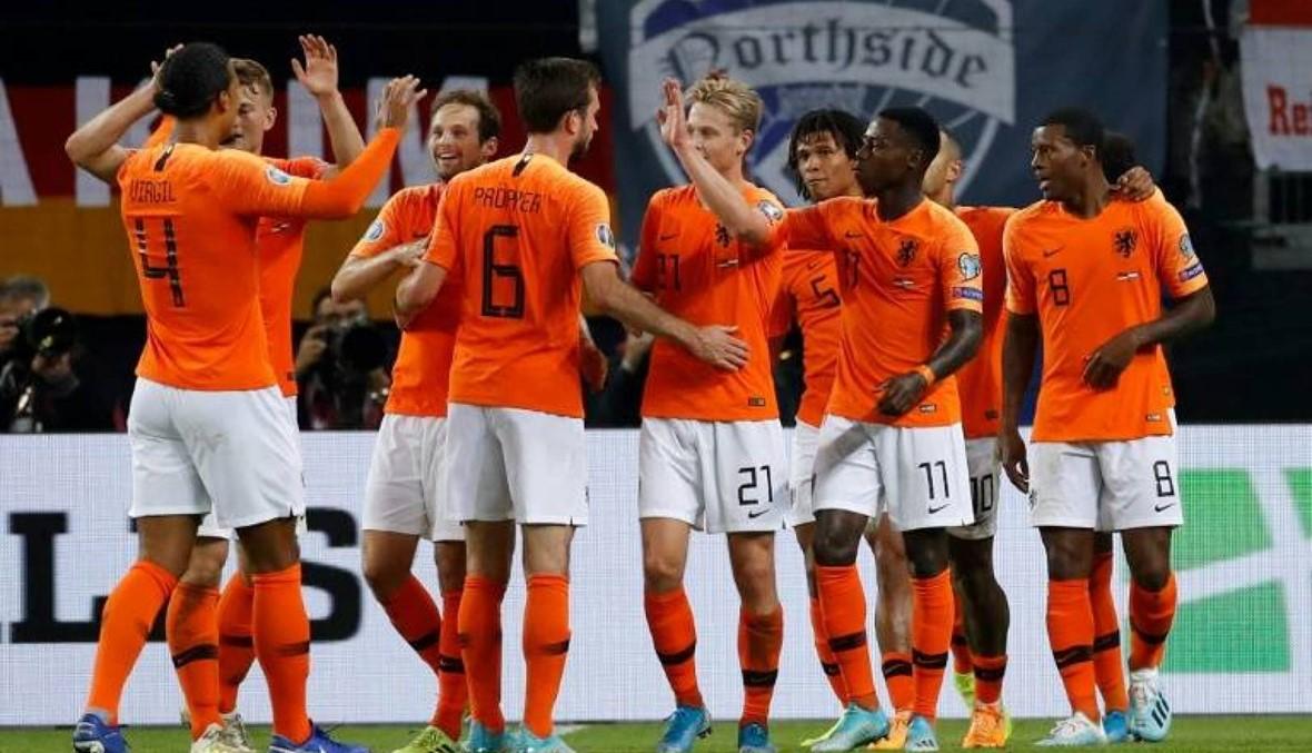 برنامج مباريات الخميس في تصفيات كأس أوروبا 2020