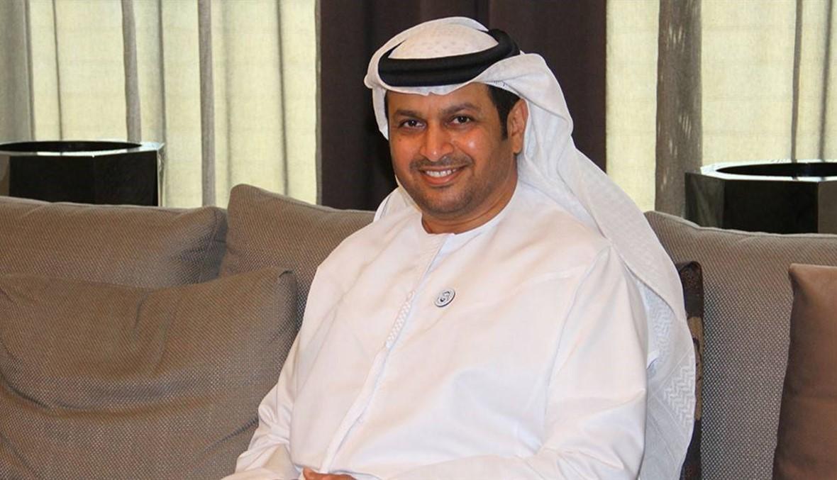 السفير الإماراتي لدى لبنان: العلاقة بين القيادة الإماراتية والحريري ممتازة