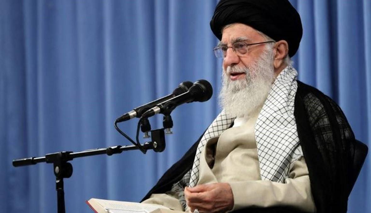 """خامنئي """"يحرّم"""" امتلاك إيران أسلحة نووية... """"ومن المحتم أننا لن نستخدمها"""""""