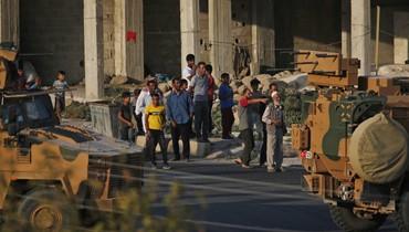 """عملية بريّة تركية في شمال شرق سوريا... و""""قسد"""" تتصدّى"""
