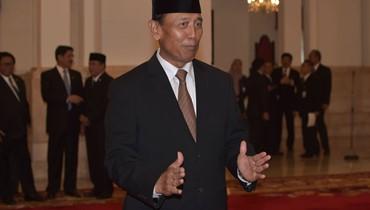 """إصابة وزير الأمن الإندونيسي ويرانتو بجروح في عملية طعن نفذها """"متطرف"""""""