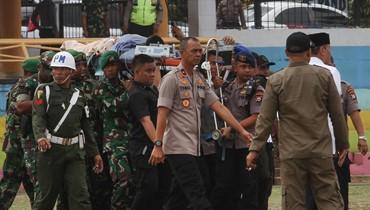 """إصابة وزير الأمن الإندونيسي بجروح في عملية طعنٍ نفّذها """"متطرّف"""""""