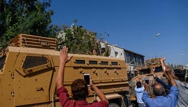 """اشتباكات ضارية في قرى سورية... """"قسد"""" تتصدّى للتوغّل التركي"""