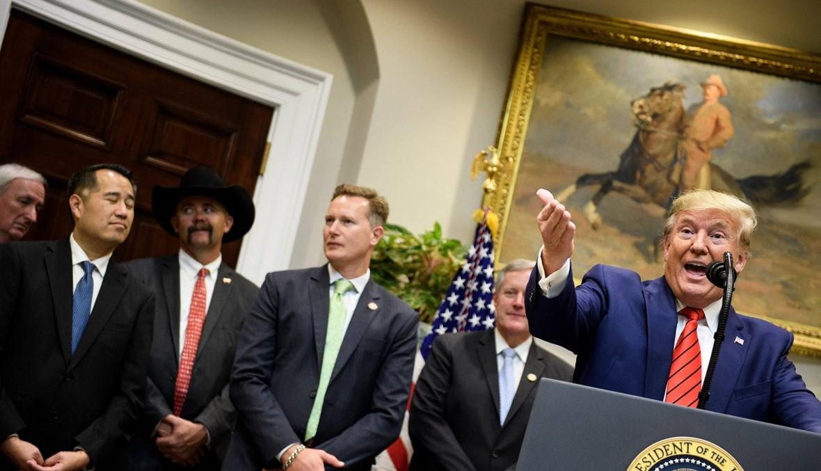 ترامب يتحدى الكونغرس وبيلوسي ترد: سنحاسبك