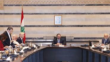 كواليس جلسة مجلس الوزراء... كهرباء وسوريا وتركيا